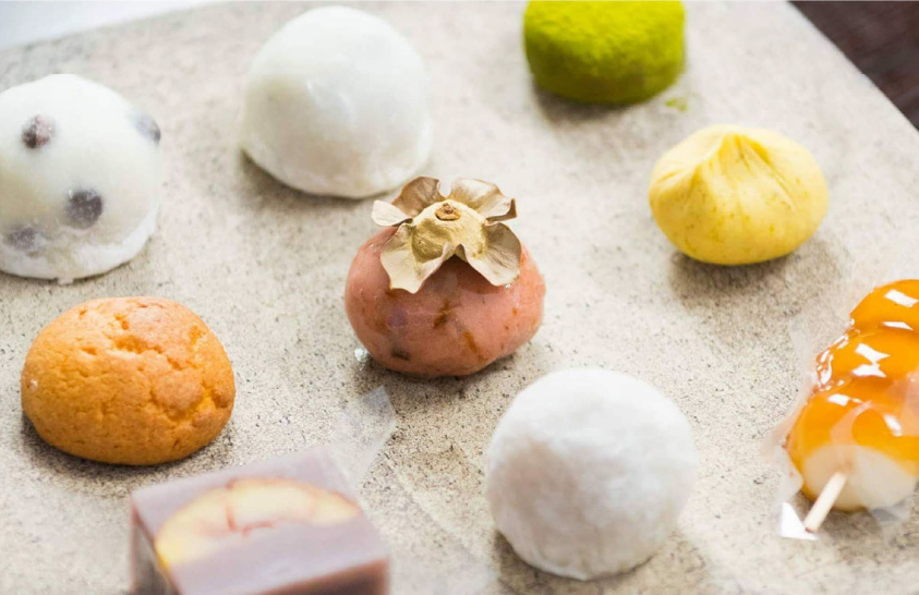 Pick up the cutest sweets in town